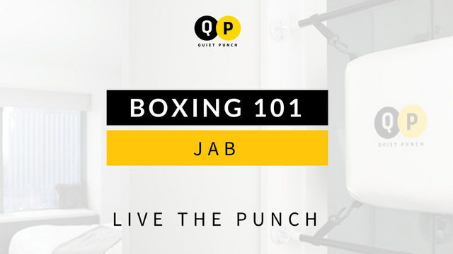 Boxing 101 - Jab