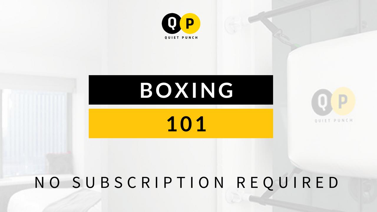 Boxing 101 (Free)