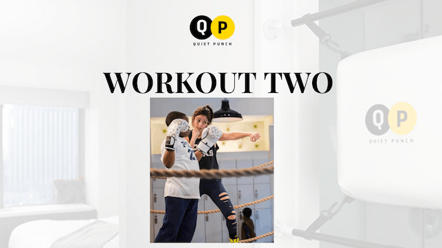 Workout 2 with Jessica