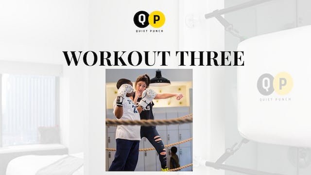 Workout 3 with Jessica