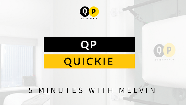 Quickie with Melvin I