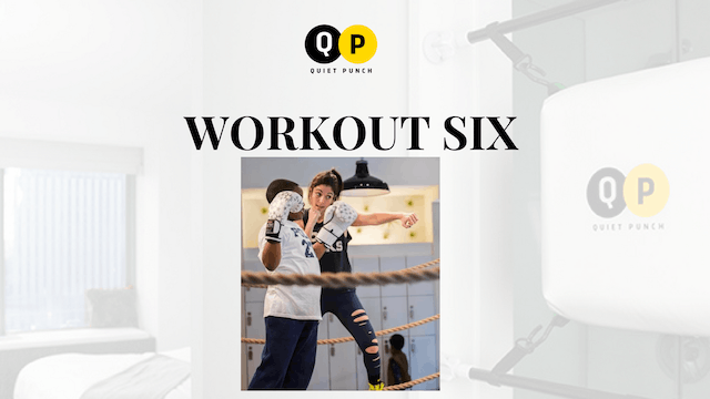 Workout 6 with Jessica