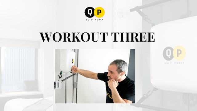Workout 3 with Brian