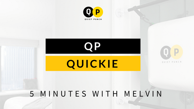 Quickie with Melvin III