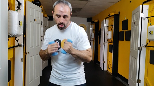 Beginner Shadowboxing with Brian Pedone