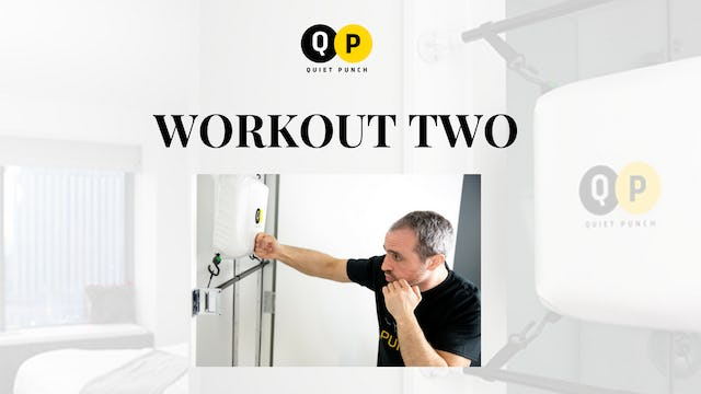 Workout 2 with Brian
