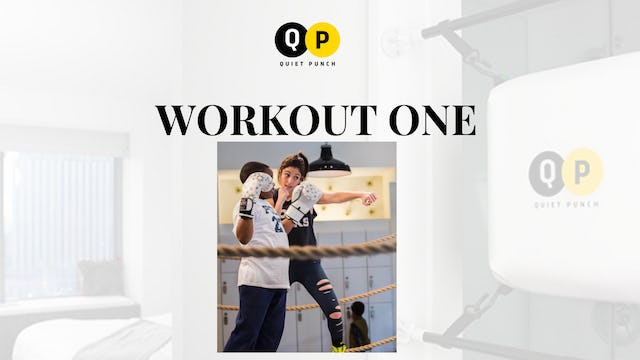 Workout 1 with Jessica