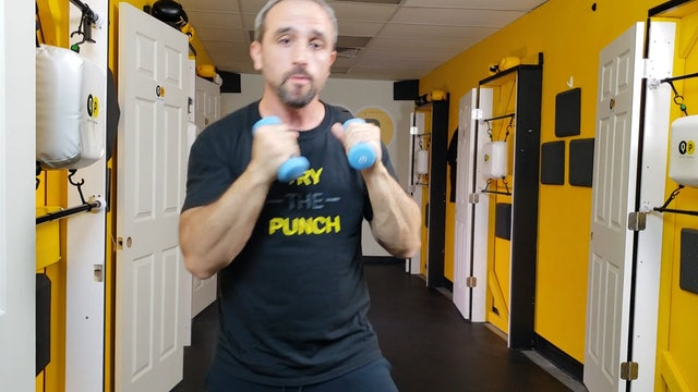 Intermediate Shadowboxing with Brian Pedone