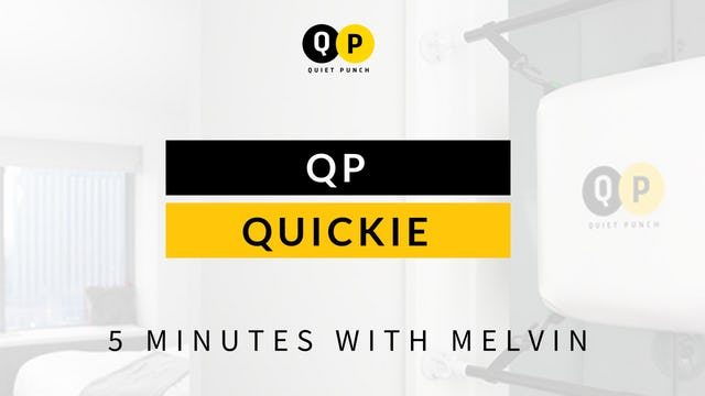 Quickie with Melvin II