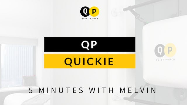 Quickie with Melvin V