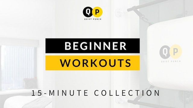 Beginner Workouts (15min)