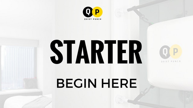 Starter Series (Absolute Newbies Only)