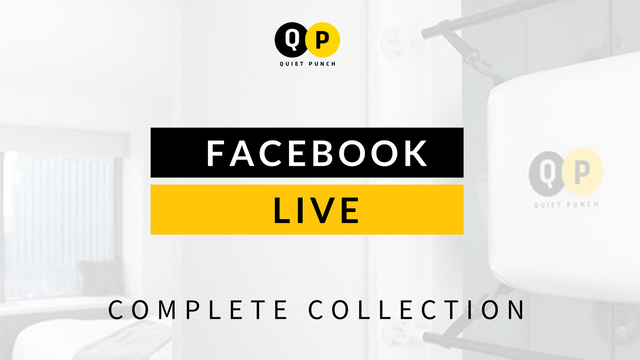 Facebook Live (Updated Weekly)
