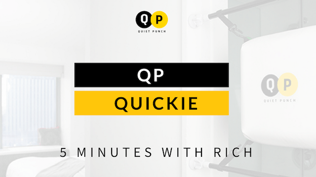 Quickie with Rich