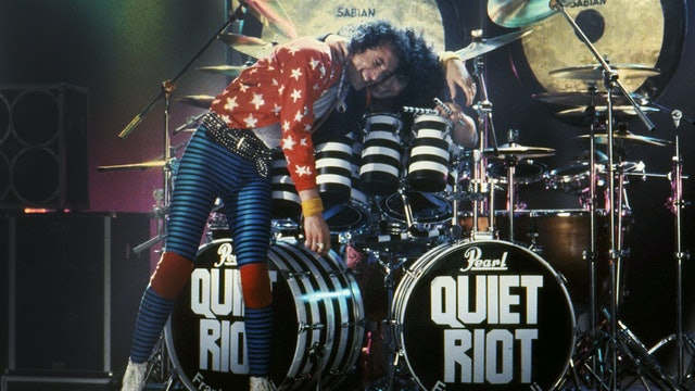 QUIET RIOT: Well Now You're Here, There's No Way Back