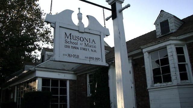 TOUR OF MUSONIA