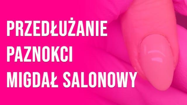 Metoda Żelowa - Profesjonalny Kurs Przedłużania Paznokci na szablonie