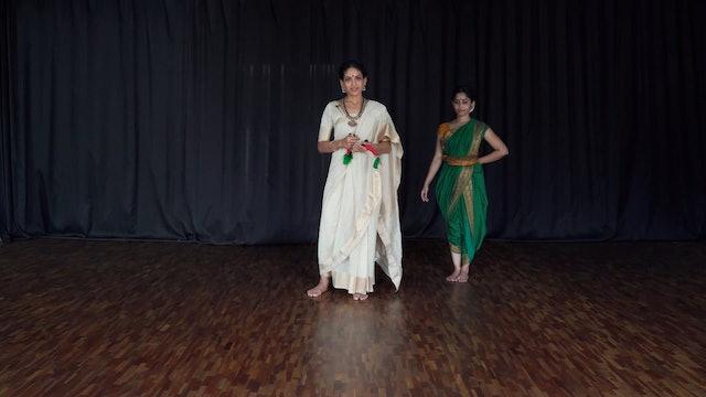 "Varnam, ""Adi Shivane"" : Part 6"