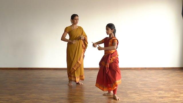 Jatiswaram: Part 3