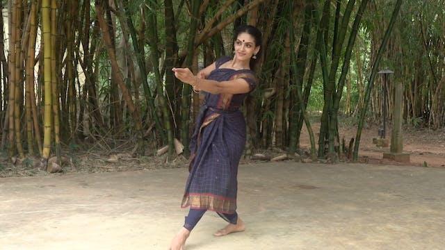 Kartharee Adavu 2