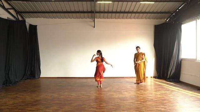 Jatiswaram: Part 4