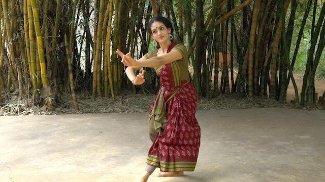 Kartharee Adavu 1