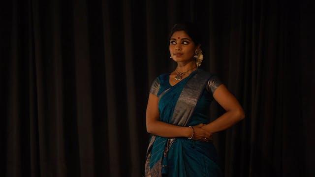 Jatiswaram: Raga Rasikapriya