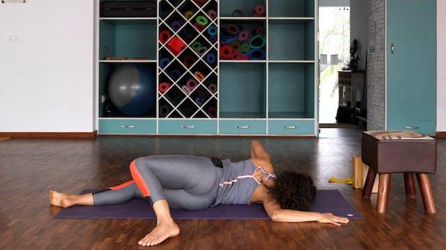 Flexibility: Shoulders  & Arms