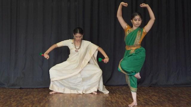 "Varnam, ""Adi Shivane"" : Part 7"