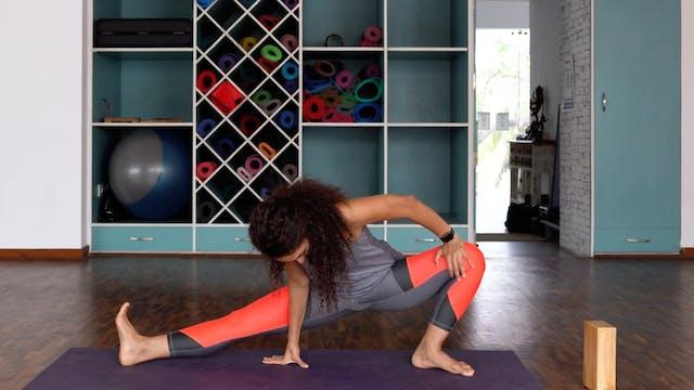 Knee Alignment 7: Alidam