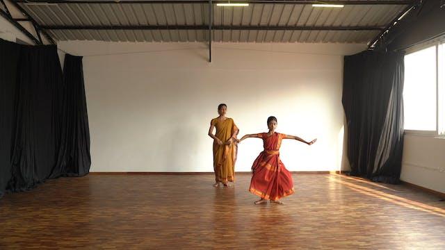 Jatiswaram: Part  5