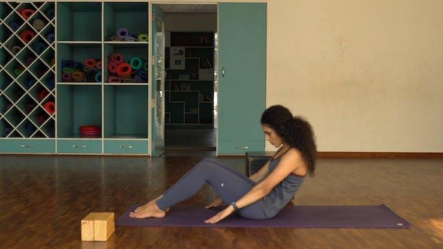 Obliques, flat backs and legs