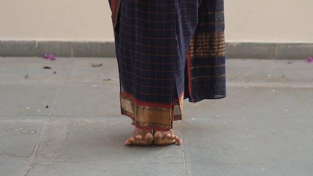 Ćarañāguli bheda Shloka