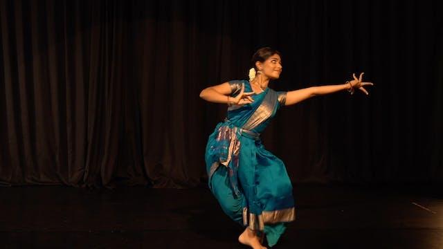 Tillana: Raga Vallachi