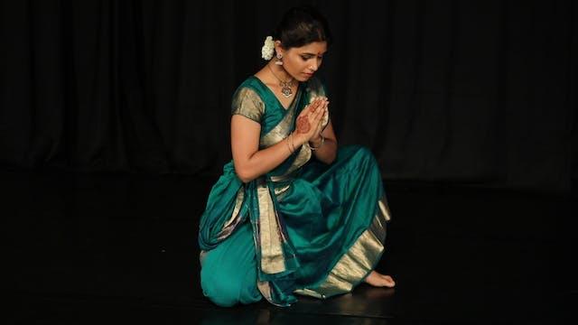 "Varnam, ""Adi Shivane"""