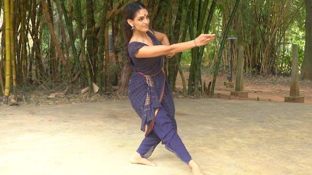Kartharee Adavu 4