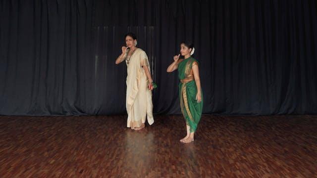 "Varnam, ""Adi Shivane"" : Part 2"