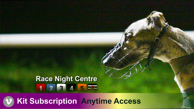 Race Night Kit Subscription
