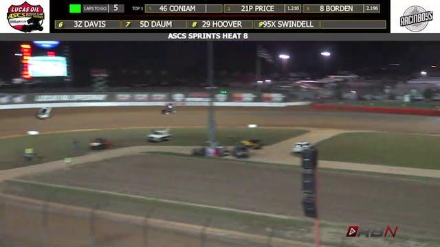 Lucas Oil ASCS Lucas Oil Speedway