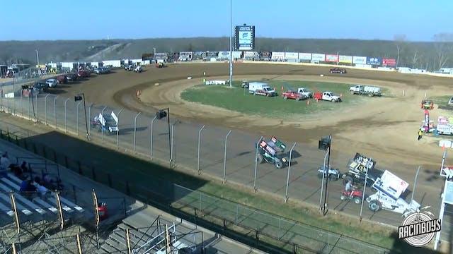 ASCS Regional Lake Ozark Speedway 4-3-21