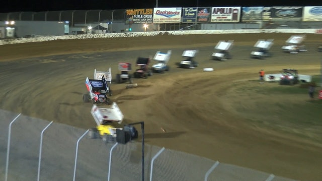 ASCS Warrior A Feature at Lake Ozark Speedway Sun Sept 6, 2020