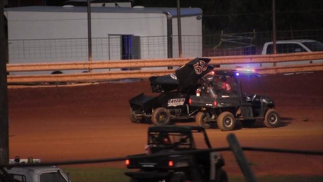 305 Wing Sprint Cars Red Dirt Raceway FULL Fri June 7, 2019
