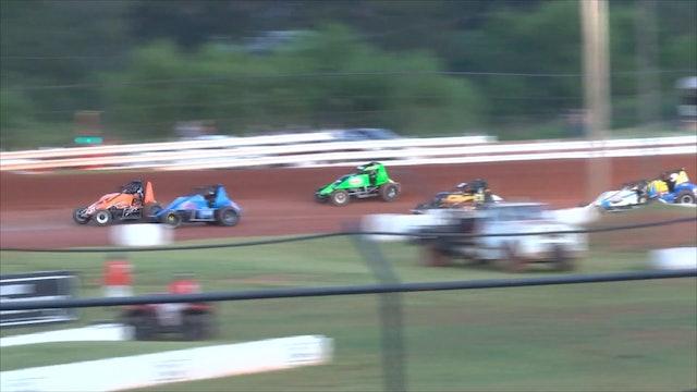 USAC Oklahoma Sprints at Red Dirt Raceway FULL Sat Oct 5, 2019