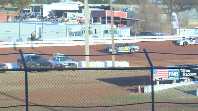 NOW600 & OCRS Red Dirt Raceway March 6th, 2021