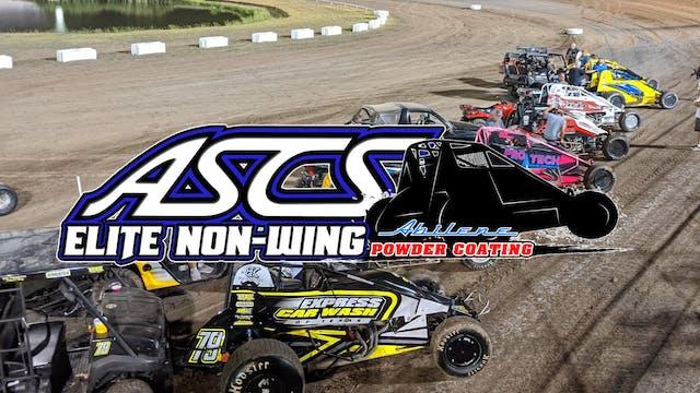 ASCS Elite Non-Wing Series Lawton Spe...