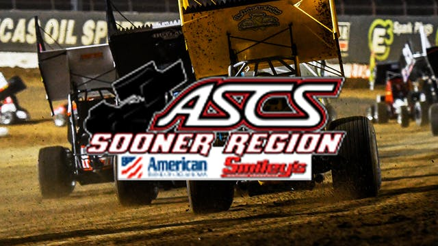 ASCS Sooner Lawton Speedway 6/5/2021