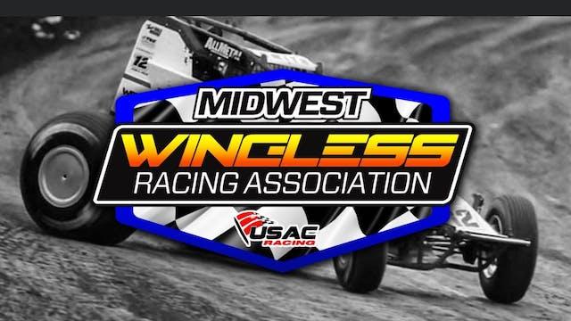 MWRA Sprints Lakeside Speedway 8/6/2021