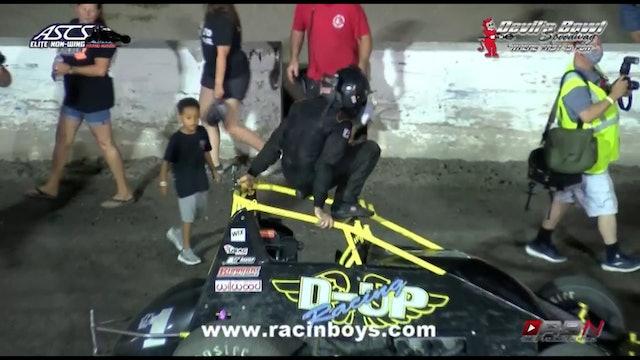 ASCS Elite Non-Wing Series Devil's Bowl Speedway Highlights