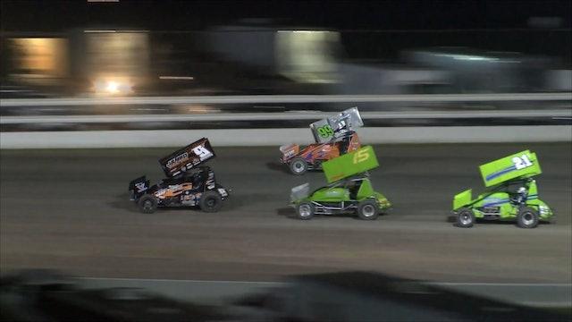305 Sprint Cars at Devils Bowl Speedway FULL Sat Jul 6, 2019
