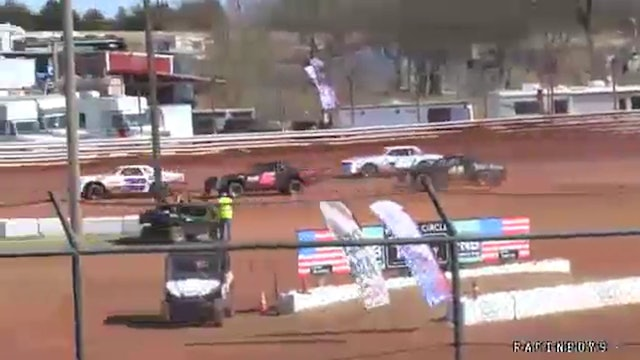 NOW600 & OCRS Series Red Dirt Raceway March 7th, 2021
